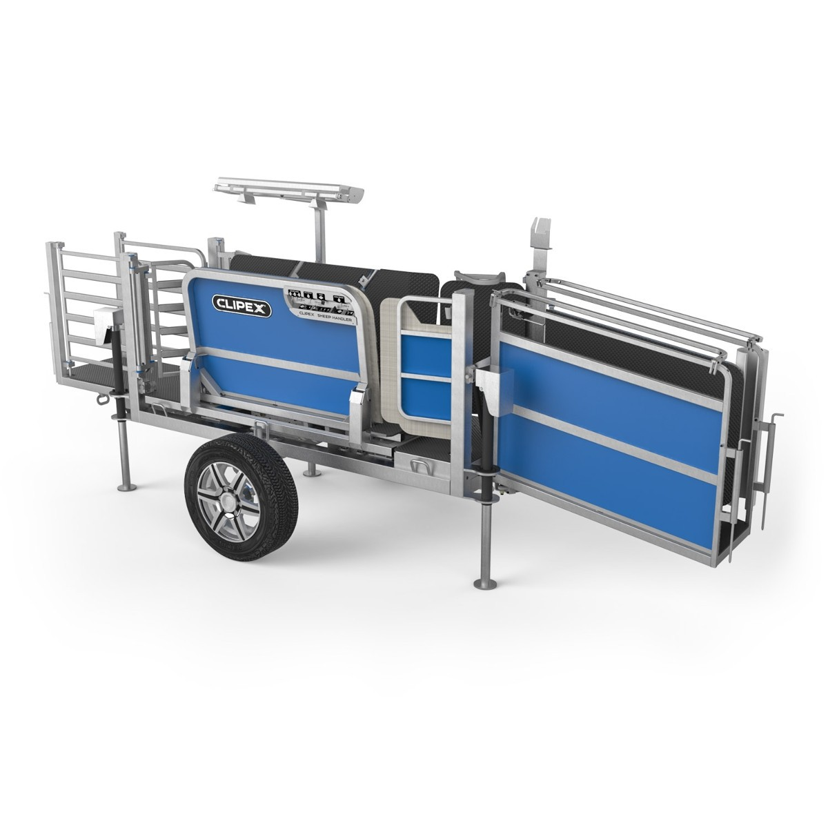 Clipex Sheep Handler Contractor Model